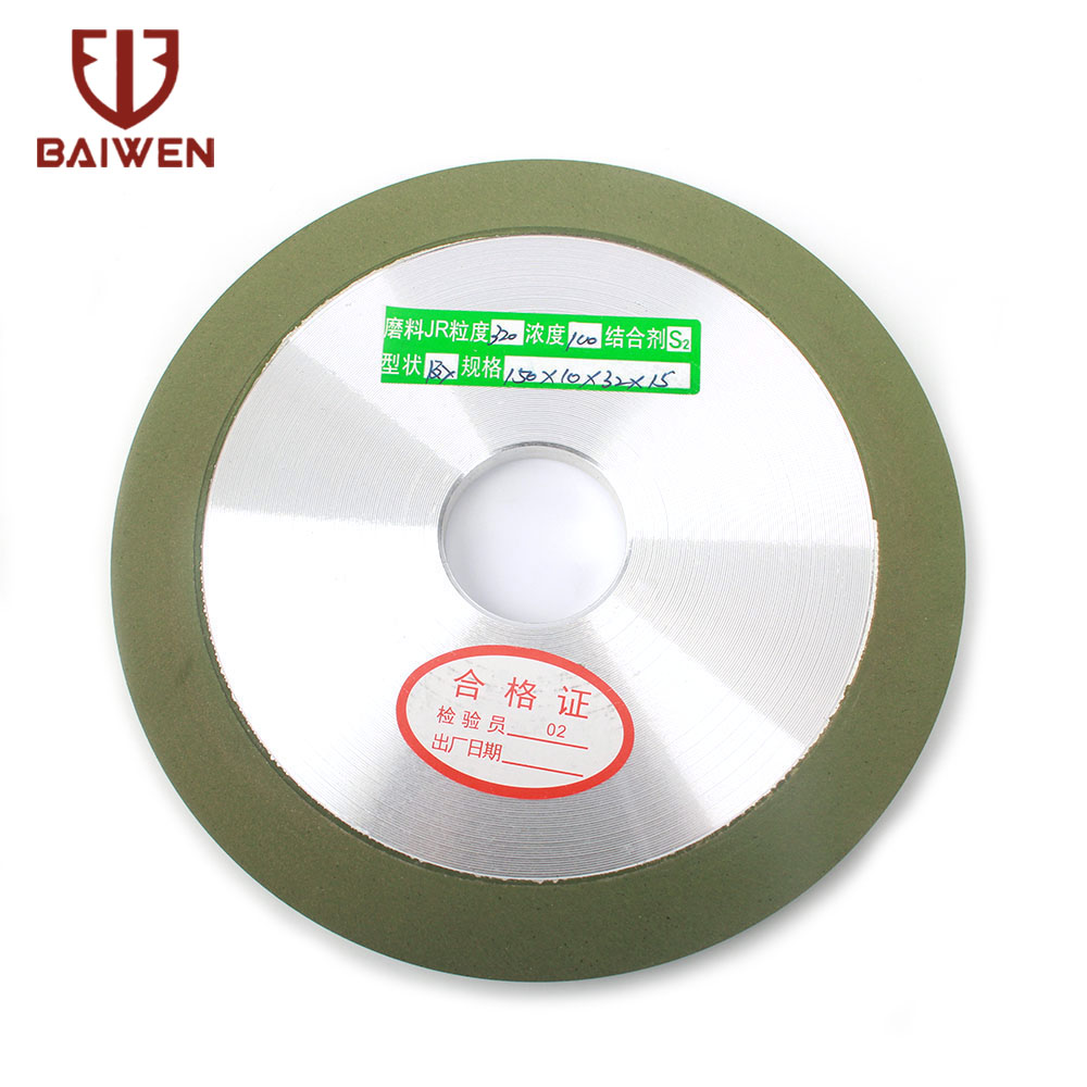 6inch Diamond Grinding Wheel Cup 150mm Cutter Grinder For Carbide Metal 120 Grit