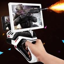AR Gamepad Multiplayer Interactive Virtual Reality Shooting Bluetooth Control Game Smart Shooting Pistol Handle Birthday Gift