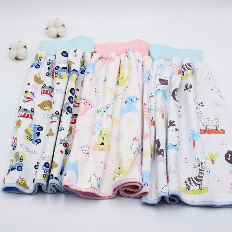 Новые Многоразовые детские подгузники, тканевые подгузники из 100% хлопка, моющиеся детские подгузники, экологичные подгузники, Новинка