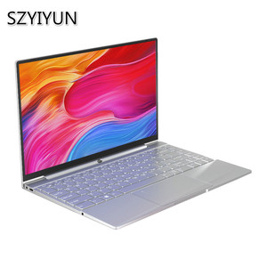 i7-6500U 14 Inch Mini Metal Travel Laptop Fashion Slim Work Business Notebook New Portable Gaming PC Computer Student Netbook