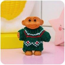Милый Забавный резиновый кукольный Стиль Зажигалка Оболочка Чехол коробка 7 см без зажигалки