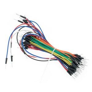 Image 2 - 1300 個 = 20 セットジャンプワイヤーケーブルオスためブレッドボード 65 ジャンプワイヤー