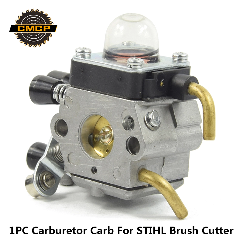 1pc Carburetor Carb For <font><b>STIHL</b></font> Brush Cutter <font><b>FS38</b></font> FS45 FS46 FS55 FS74 FS75 FS76 FS80 FS85 Lawn Mower Grass Trimmer Spare Parts image
