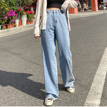 Pants High Waist Jeans Mom Womens 2020 Womans Loose Clothing Summer