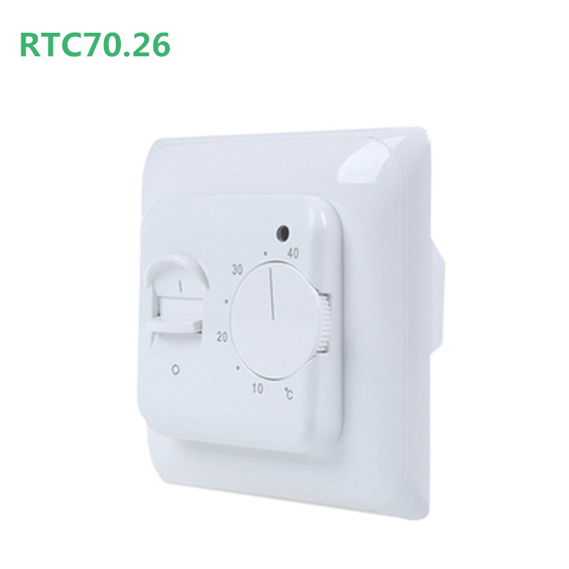 M5 Best Price  Floor Heating Manual Room Thermostat Warm Floor Cable 220V 16A Temperature Controller