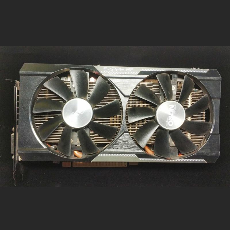 Оригинальная Видеокарта SAPPHIRE R9 380 4 Гб, графическая карта AMD Radeon R9380 4 Гб, графические карты с двойной Bios для настольного ПК, карта компьютера, не для майнинга-2