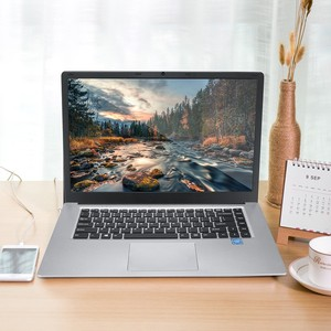 2020 NEW ARRIVAL Laptop Ultra-thin Quad-Core Laptop 15.6'' Screen Display 1920X1080P 8G+128G Windows10 Ultra-thin laptop