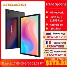 Teclast – tablette PC de 10.1 pouces M40, Octa Core, double réseau 4G, Android 10.0, appels téléphoniques, 1920x1200, 6 go de RAM, 128 go de ROM, T618, GPS