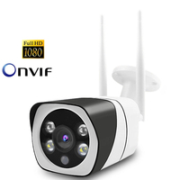 Xiaovv Q10 WiFi IP Camera HD 1080P Full Color PTZ Home Outdoor Security ONVIF IR Night Version Waterproof Monitor
