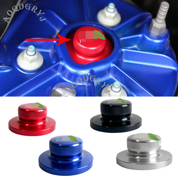 Shock absorber screw protection cap cover 2pcs For Jaguar F-PACE 2016-2020 Car styling