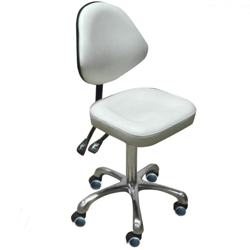 Beauty Stool Chair Back Support Dentist Doctor Med