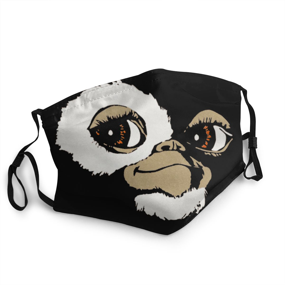Gremlins Gizmo Non-Disposable Face Mask Monster Anti Haze Dust Mask Protection Mask Respirator Mouth Muffle
