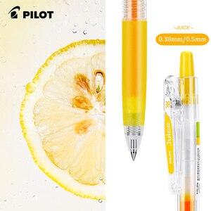Image 1 - 10Pcs Pilot Sap Kleur Gel Pen LJU 10UF 0.5 Mm 0.38 Mm LJU 10EF Japanse Branded Kleurrijke Gel Pennen