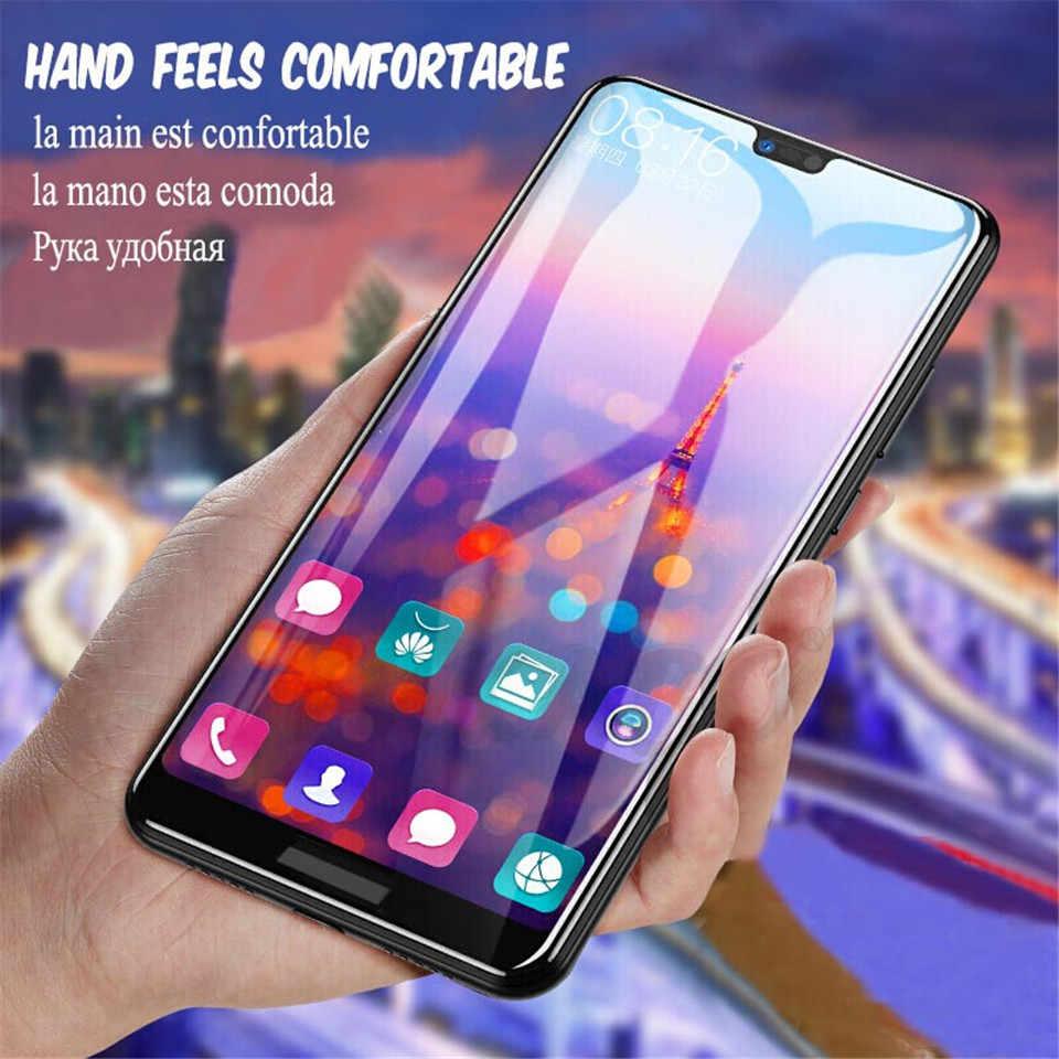 99D Cong Che Phủ Toàn Bộ Kính Cường Lực Dành Cho Huawei P20 P30 Lite Bảo Vệ Màn Hình Trong Cho Huawei P Thông Minh 2019 Giao Phối 20 10 Pro Lite Kính