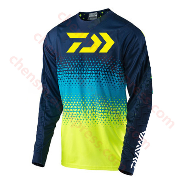 2019 New Men's Fall Fishing Shirt Big And Fishing Shirt Ultra Thin Long Sleeve Sunblock Anti-uv Breathable T-shirt Top
