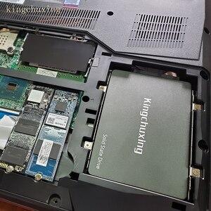 "Image 5 - 2.5 SSD SATA3 واجهة SATA 3 III 2.5 ""بوصة الداخلية الحالة الصلبة محرك محرك أقراص صلبة HDD 500GB 1T 2 تيرا بايت 256GB 512GB كمبيوتر محمول حاسوب شخصي مكتبي"