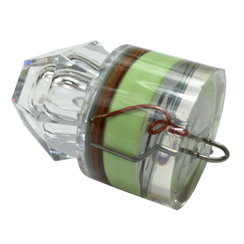 High-quality Portable Watertight Luminous Underwater Deep Water Night LED Flash Fishing Light Lamp 2020 New/