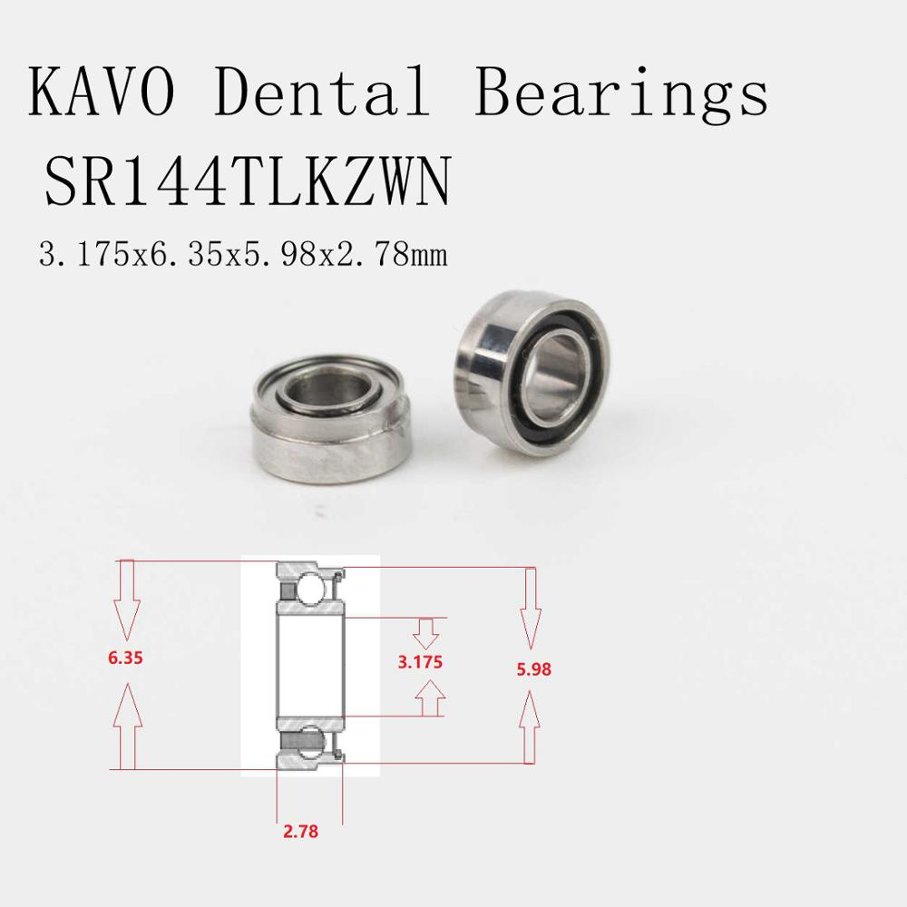 Ceramic Dental Bearings SR144TLKZWN ...
