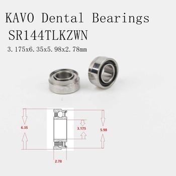 Ceramic dental bearings SR144TLKZWN for KAVO handpiece cartridge for dental high speed handpiece rotor kavo 659b