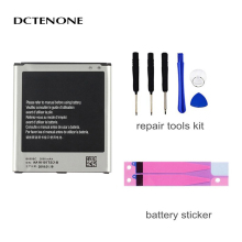 DCTENONE Battery B600BC B600BE B600BK B600BU For Samsung GALAXY S4 I9500 S3 S3 MINI B500BE S4 MINI S5 S5MINI EB-BG800CBE original battery eb l1g6llu eb l1g6lla for samsung s3 i9300 gt i9301i i9308 s3mini s4 i9500 s4 mini i9190 s5 g900f s5 mini g870a