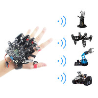 LOBOT Open Source Lead Motion ATmega328P Robot Glove For LOBOT uHand2.0 Robot Arm RC Robot Controlling Accessories DIY