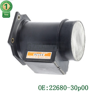 MASS AIRFLOW SENSOR FOR NISSAN300 ZX /Z32 300zx Z32 AFM MAF AirFlow Meter 22680-30P00 22680 30P00/0986JG0309/0 986 JG0 309