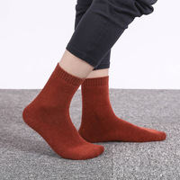New 2019 Men Fashion Solid Color Socks Winter Casual Cotton Socks 9 88 Male Hosiery PY1908 5