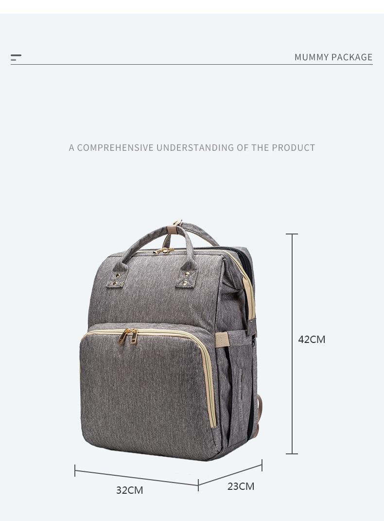 Diaper Bag Backpack (20)