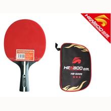купить HENBOO Table Tennis Racket Set Upgraded Version Lightweight Racquet High Density Viscosity Strong Rotating Table Tennis Racket дешево