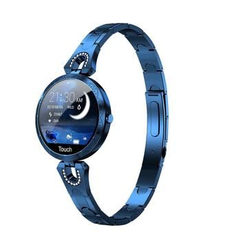 LEMFO mode femmes montre intelligente tanche fr quence cardiaque moniteur de pression art rielle Smartwatch cadeau