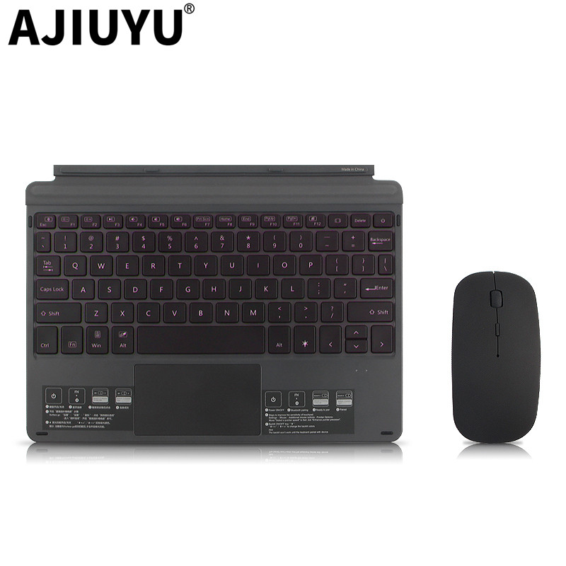 Keyboard For Microsoft Surface Go Bluetooth Keyboard Tablet 10 Inch Notebook Computer Case Wireless Mouse Go Cover