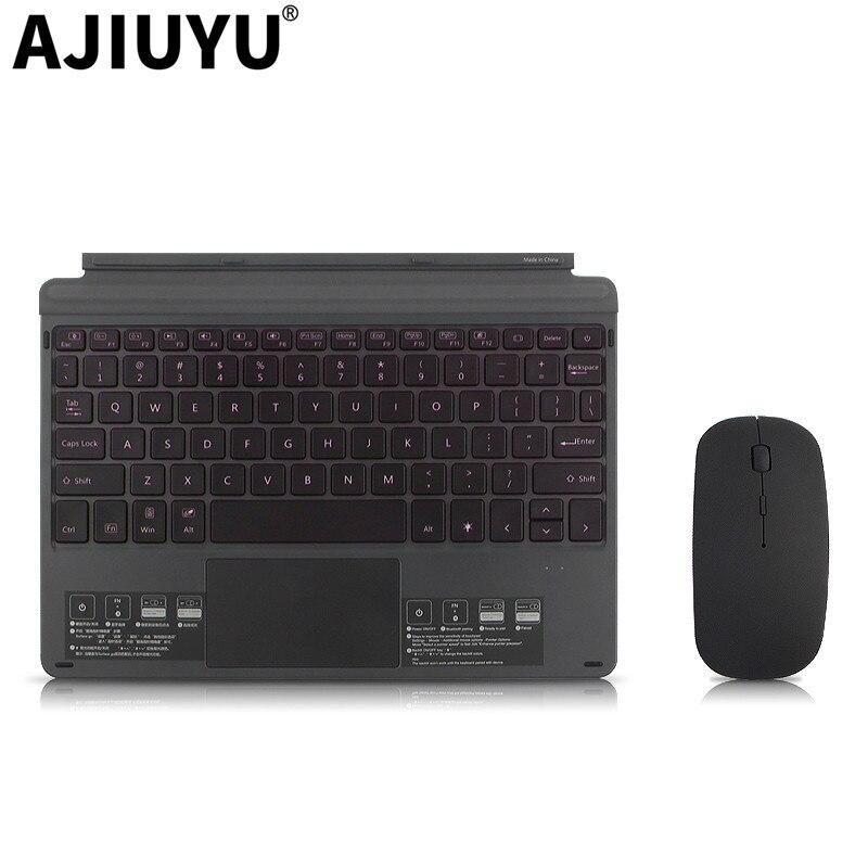 Tastatur Für Microsoft Oberfläche Gehen Bluetooth Tastatur Tablet 10 inch Notebook computer Fall Drahtlose maus gehen abdeckung