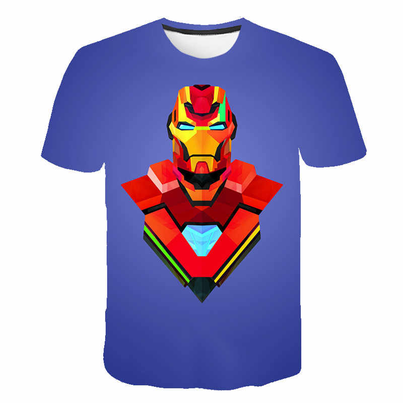 T-shirt Voor Mannen Trend Fashion Nieuwe Kwaliteit 3D Cartoon T-shirt Mannen De Lion King Print T Shirts Mannen 2020 Zomer T-shirt Homme