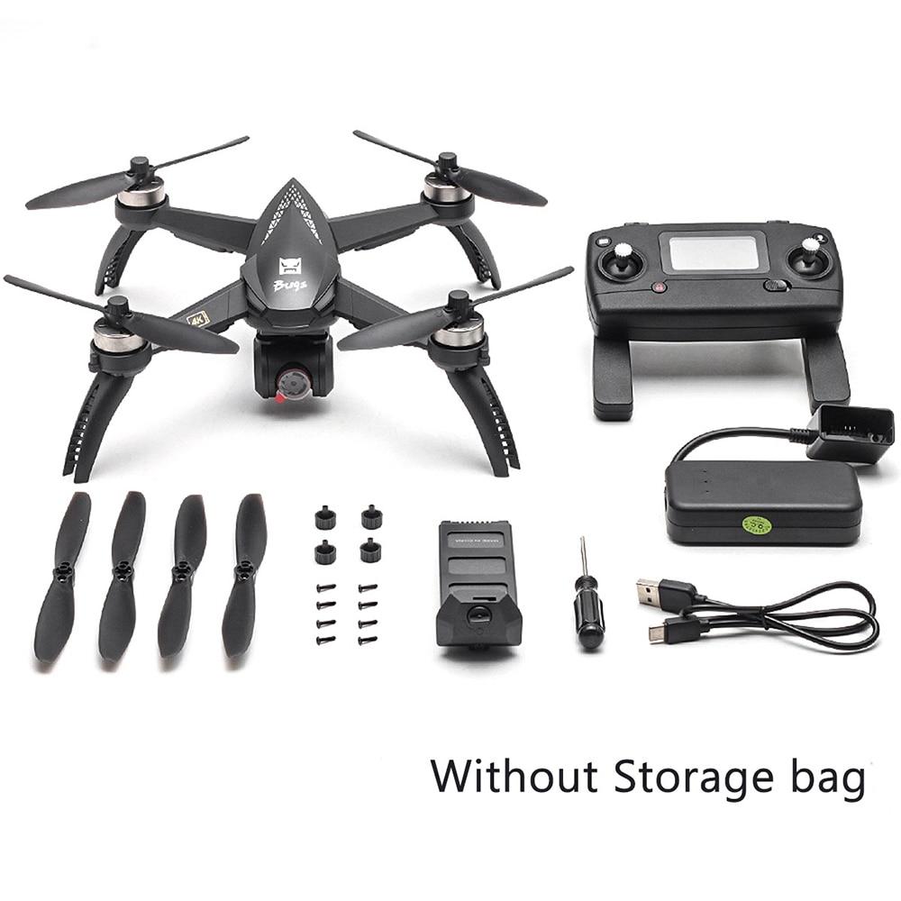 MJX B5W Drone GPS sans brosse 5G RC quadrirotor amélioré 4K Wifi dron FPV caméra HD retour automatique 20min Drones temps de vol jouets - 2
