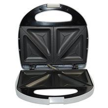 750 Вт Электрический сэндвич вафельница автоматический торт гриль Быстрое приготовление завтрака машинный кухонный инструмент для дома 220-240 В