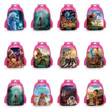 Disney New Raya and The Last Dragon Sisu Virana Tong Chief Benja Namaari Raya Gift Child Cartoon School Bag Anime Backpack Toy