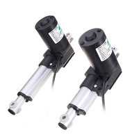 Stroke Heavy Duty DC 12V 6000N Linear Actuator Motor Adjustable Actuator Tor Opener 50/100mm Electric Motor Linear