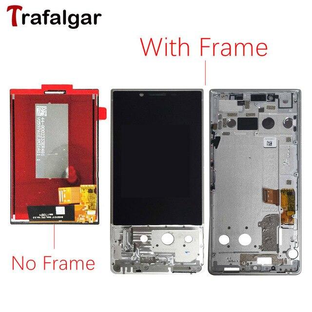 Für BlackBerry Key2 LCD Display Touchscreen Digitizer Montage Key2 Bildschirm Mit Rahmen Für Blackberry Schlüssel 2 LCD Screen KeyTwo