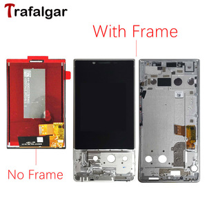Image 1 - Per BlackBerry Key2 Display LCD Touch Screen Digitizer Assembly Key2 Dello Schermo Con Cornice Per Blackberry Chiave 2 Schermo LCD KeyTwo