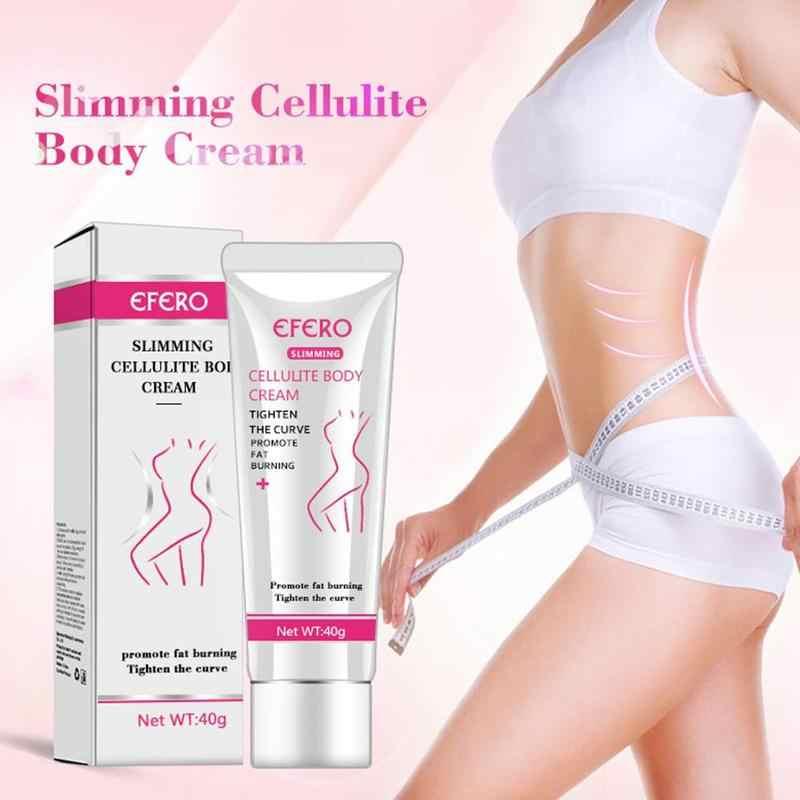 40G Effectief Afslanken Crème Cellulitis Verwijdering Vet Brander Gewichtsverlies Been Body Taille Massage Crème Anti Cellulite Vetverbranding
