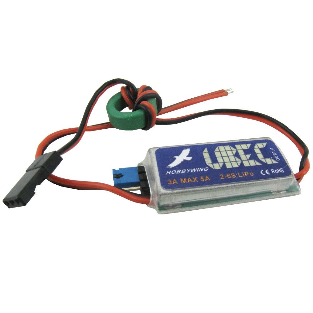 Hobbywing 3A UBEC Max 5A 5V 6V Switch Mode BEC For RC Models