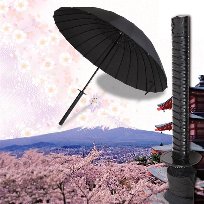 parapluie katana samourai ninja katallina
