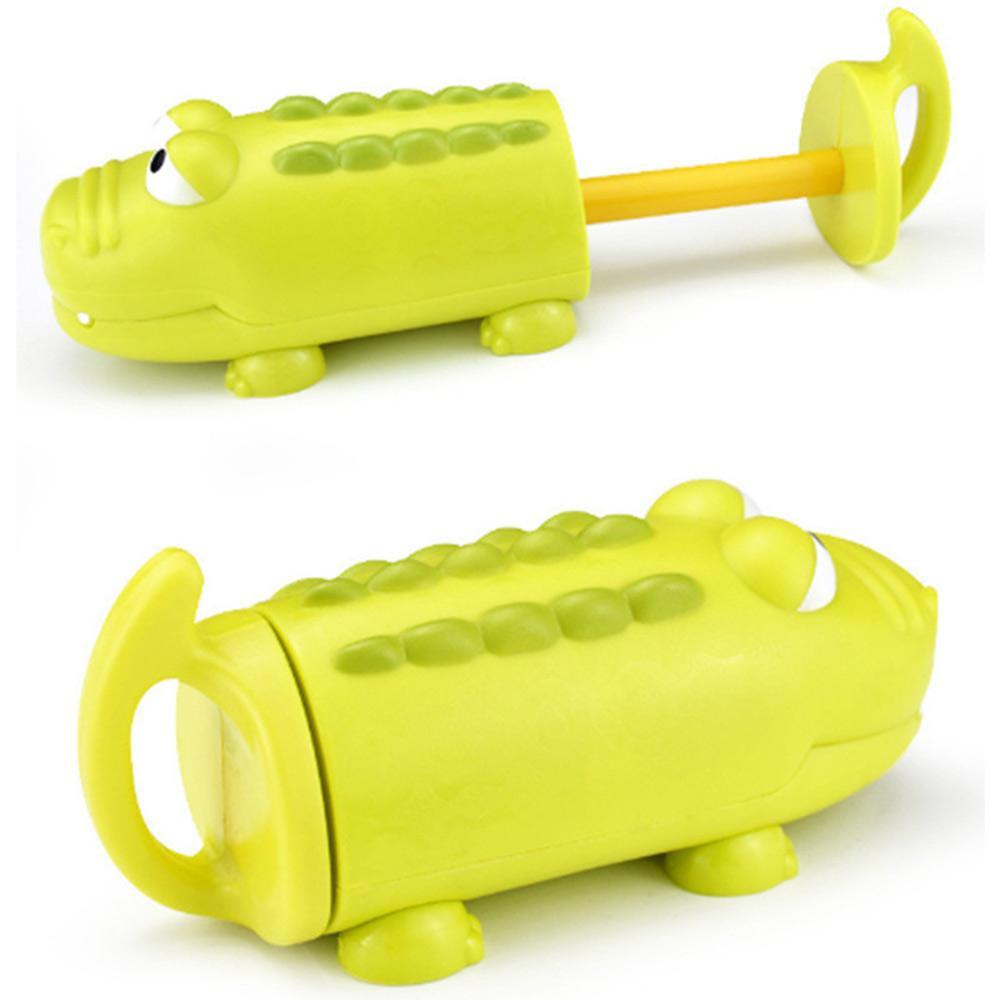 Crocodile Shark Monster Water Guns Kids Beach Toys Cartoon Animal Water Blaster Toys Super Soaker Gun Fireman Squirt Gun
