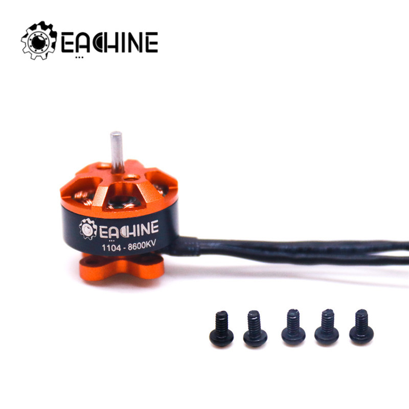 Eachine Tyro69 Spare Part <font><b>1104</b></font> 8600KV 2-3S Brushless <font><b>Motor</b></font> for RC Drone FPV Racing MultiRotor Spare Parts Accessories image