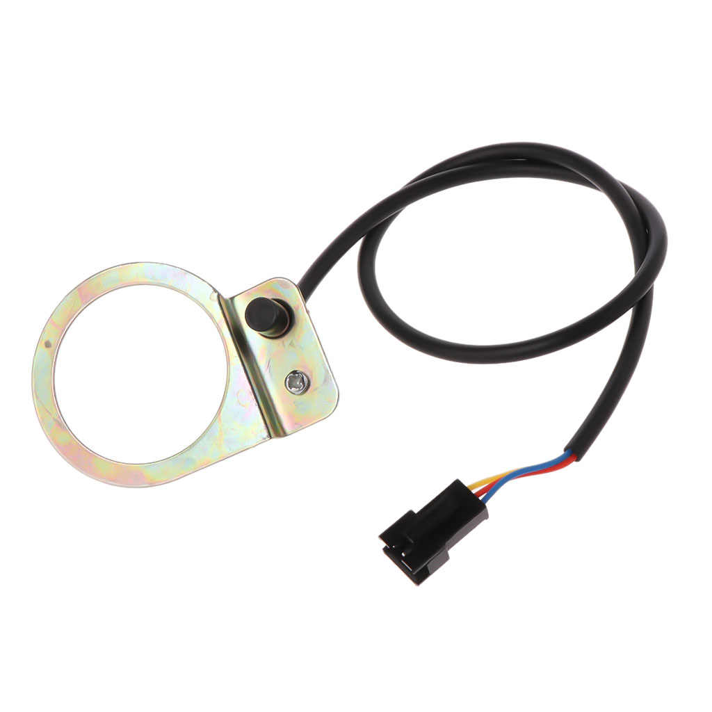 Assist Sensor E-Bike Battery Electric Bicycle Booster Standard 8 Magnetic 35cm