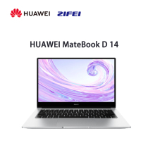HUAWEI MateBook D 14 notebook computer alone display i7 16GB 512GB multi-screen