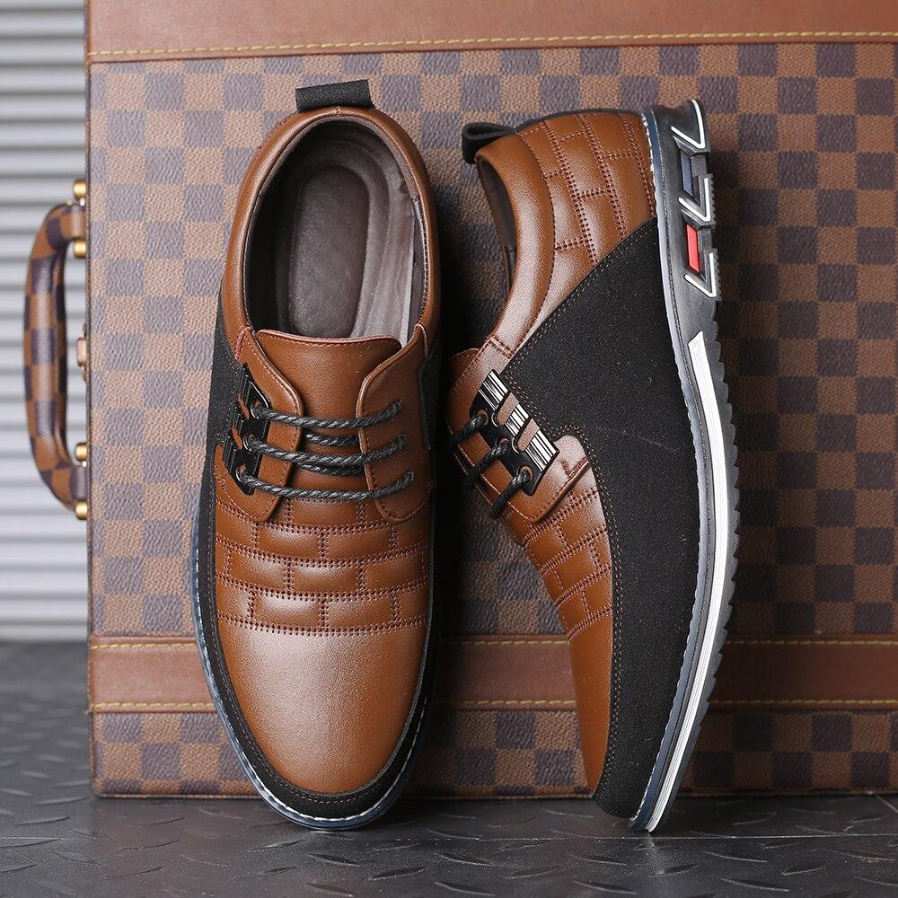 Hffb605759330479ea638116d0d572ec3R 2019 New Big Size 38-48 Oxfords Leather Men Shoes Fashion Casual Slip On Formal Business Wedding Dress Shoes Men Drop Shipping