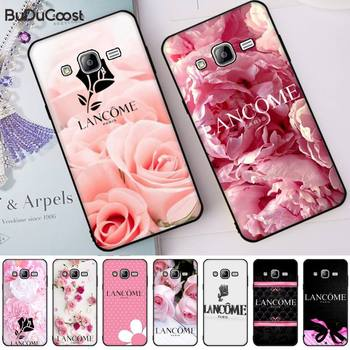 French cosmetics Lancome Soft Phone Cover For Samsung Galaxy J7 J6 J8 J4 J4Plus J7 DUO J7NEO J2 J7 Prime image