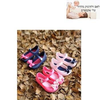 Kinder Schuhe Bogen Schuhe Weichen Boden Prinzessin