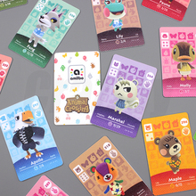 Hot Carte Amiibo Animal Crossing New Horizons Game Card For A Ns Schakelaar 3DS Game Card Set Nfc Kaarten Villager Marshal
